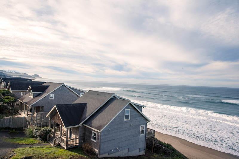 Beach Homes Lincoln City Oregon