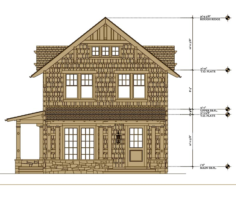 Home design for construction